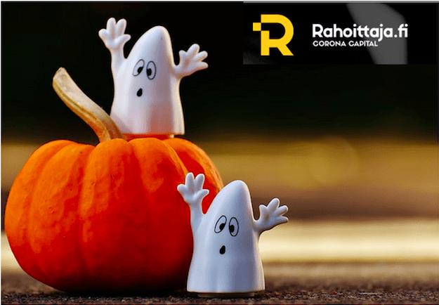 Happy Halloween   Rahoittaja.fi