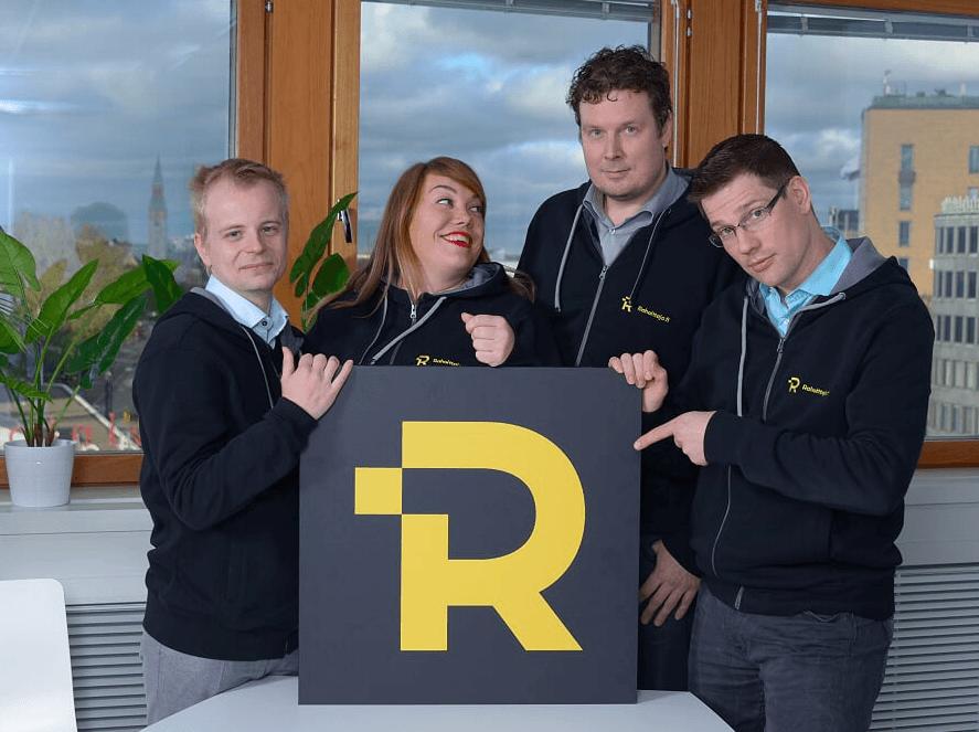 Rahoittajan tiimi | Rahoittaja.fi