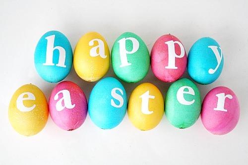 Aurinkoista pääsiäistä!